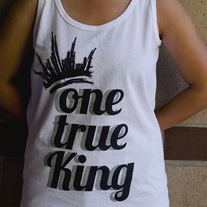 One True King - Tank Top (WOMEN'S)
