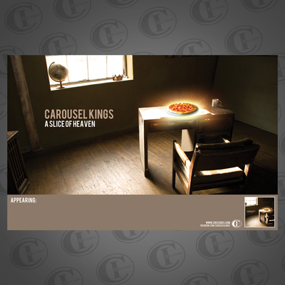 Carousel kings - a slice of heaven poster