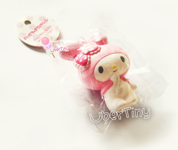 Rare Squishy Fan Mail : Super Rare Jumbo MyMelody Mascot Squishy ? Uber Tiny ? Online Store Powered by Storenvy