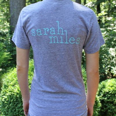 Middle of nowhere tee