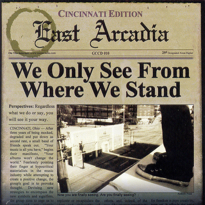 East arcadia - we only see from where we stand - Thumbnail 2
