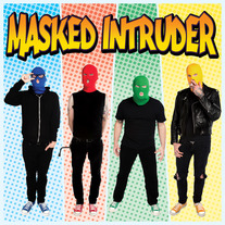 "Masked Intruder ""S/T"" CD CCCP 162-2"
