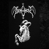 "DEMONCY ""Moyen Goat"" Patch"