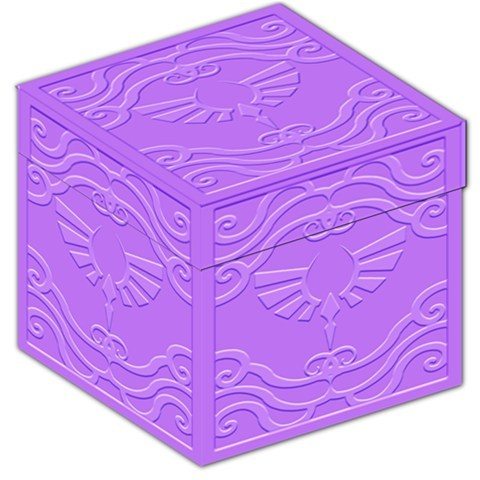 Goddess Cube Storage Stool Box