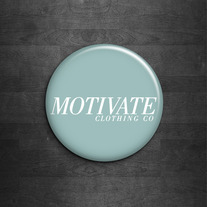 Motivate Logo Pin
