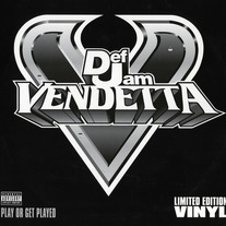 "***Limited Edition*** Def Jam Vendetta (CNN feat. M.O.P./Method Man) - Stompdash*Toutu (Vendetta)/Uh Huh Double 12"" Vinyl"
