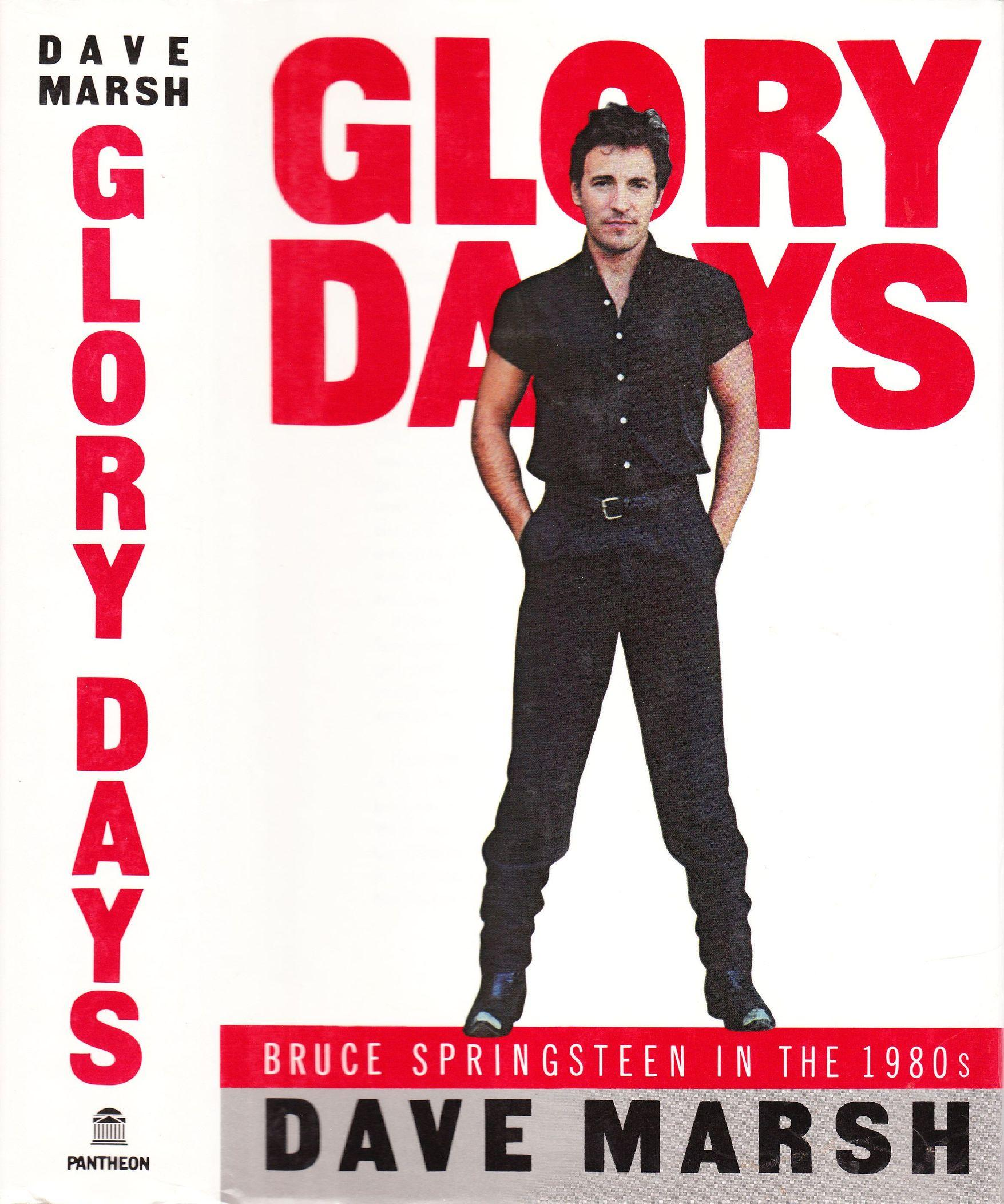 Glory Days Bruce Springsteen in the 1980 s [1987] on Storenvy