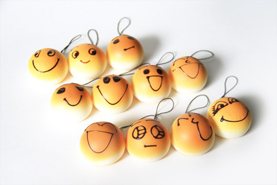 How Squishy Buns Are Made : Emoticon Squishy Buns ? Uber Tiny ? Online Store Powered by Storenvy