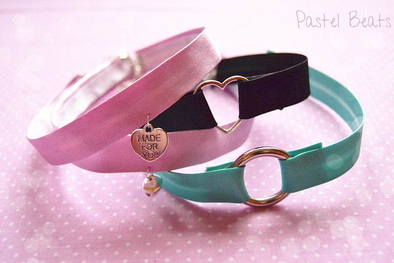 Cute chokers · Pastel Beats · Online Store Powered by Storenvy: pastelbeats.storenvy.com/collections/492640-chokers/products...