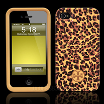 Leopard Tory Burch Case (iPhone 4/4s)
