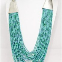 Aqua Lush Necklace