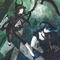 Black Rock Shooter 11x14