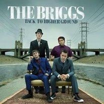 "THE BRIGGS ""Back to Higher Ground"" CD"