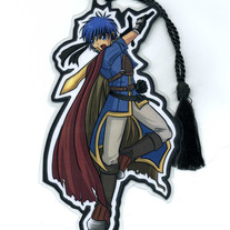 Bookmark - Super Smash Bros. BRAWL: Ike (Fanart)