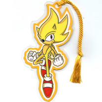 Bookmark - Sonic the Hedgehog: Super Sonic (Fanart)