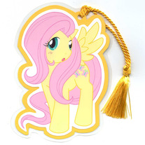 Bookmark - My Little Pony FiM: Fluttershy (Fanart)