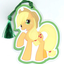 Bookmark - My Little Pony FiM: Applejack (Fanart)