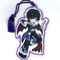 Bookmark - Elemental Chibi Bishonen: Dark