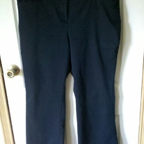 New York & Company Jean-Like Trousers Sz 18