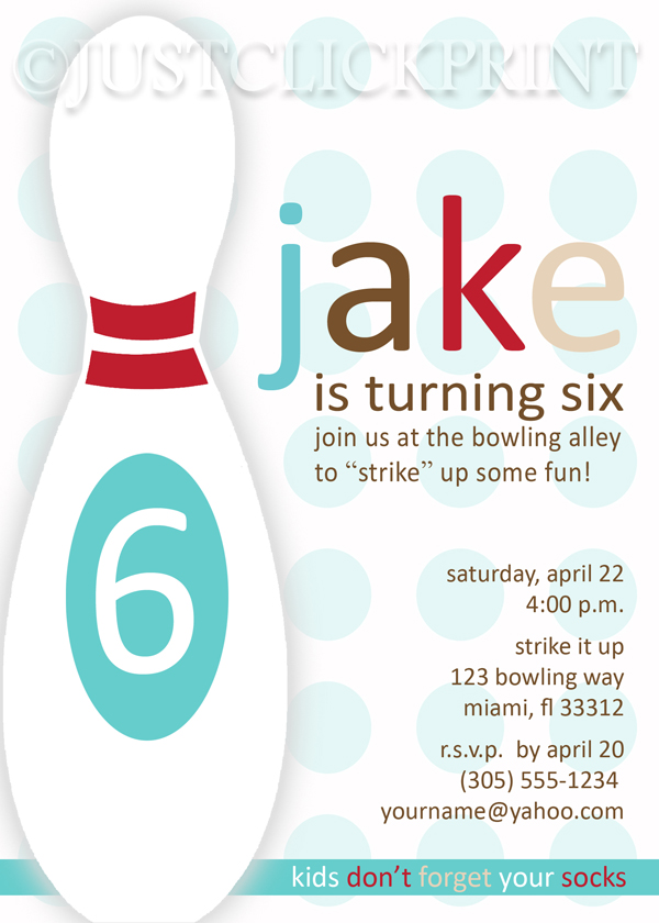 Retro modern bowling party birthday invitation printable just retro modern bowling party birthday invitation printable thumbnail 1 stopboris Images