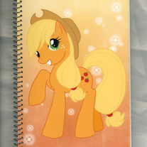 Notebook M - My Little Pony FiM: Applejack (Fanart)