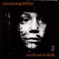 "Nineironspitfire ""Seventh Soul Sacrificed"" CD/7"""