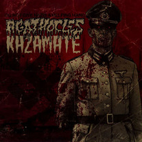 Agathocles / Kazamate - Do Not Give Nazis A Helping Hand CD