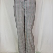 Volcom Plaid Slacks