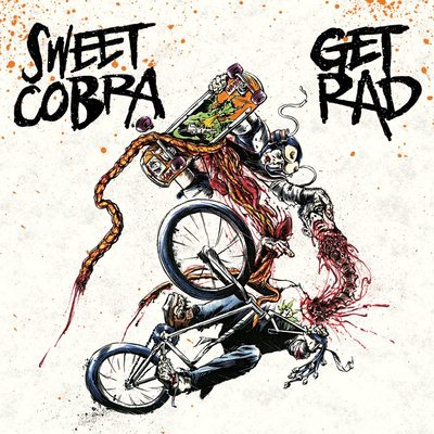 Sweet cobra / get rad split 7""