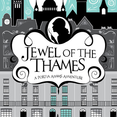 Jewel of the thames: a portia adams adventure (ebook) by angela misri (volume 1)