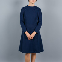 Navy Flight Dress