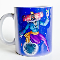 The King of All Cosmos Mug