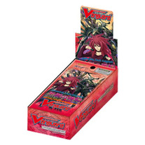 Cardfight Vanguard Extra Booster Box Cavalry of Black Steel EB-03