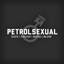 Petrol Sexual Sticker