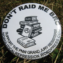 Don't Raid Me Bro Pin
