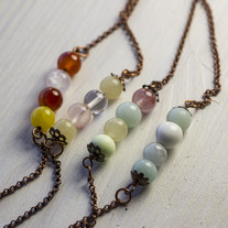 Lush Long Necklace