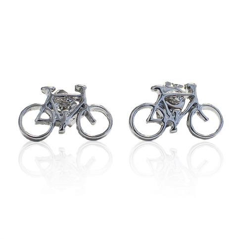 5503501 Bicycle Earrings