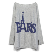 Paris Loose pullover knitwear