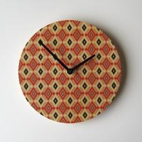 Objectify Persian Wall Clock