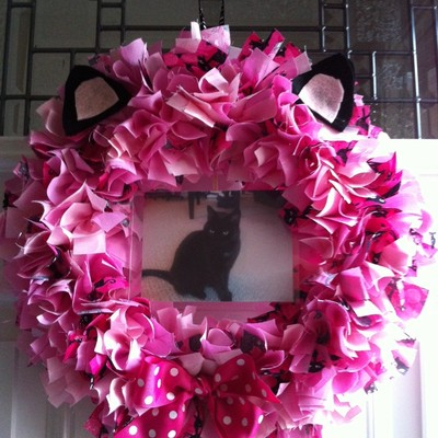 Favorite animal wreath!!