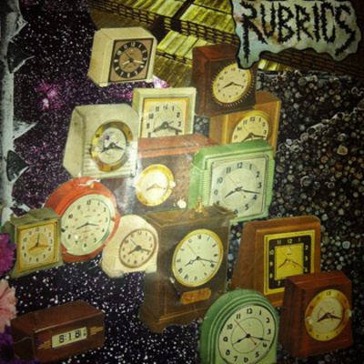 Rubrics / abolitionist split 7""