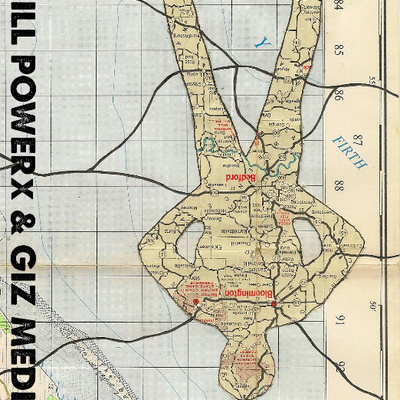 Giz medium / will power - split cs