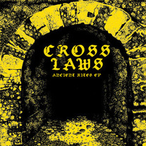 "Cross Laws ""Ancient Rites"" (Sorry State)"