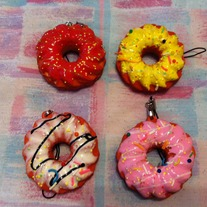 Small Twisted Donuts