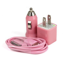 Light Pink Charger Kit