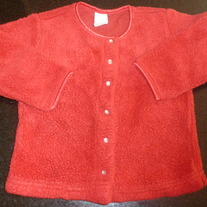 Red Sweater-Baby Gap Size 3T
