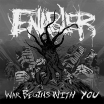 "Enabler - War Begins With You 7"" [Volatile]"