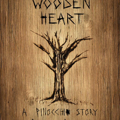 The wooden heart: a pinocchio story by cj draden.