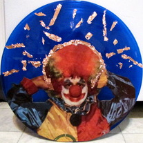 """Payaso"" (""Clown"") Family Vinyl"