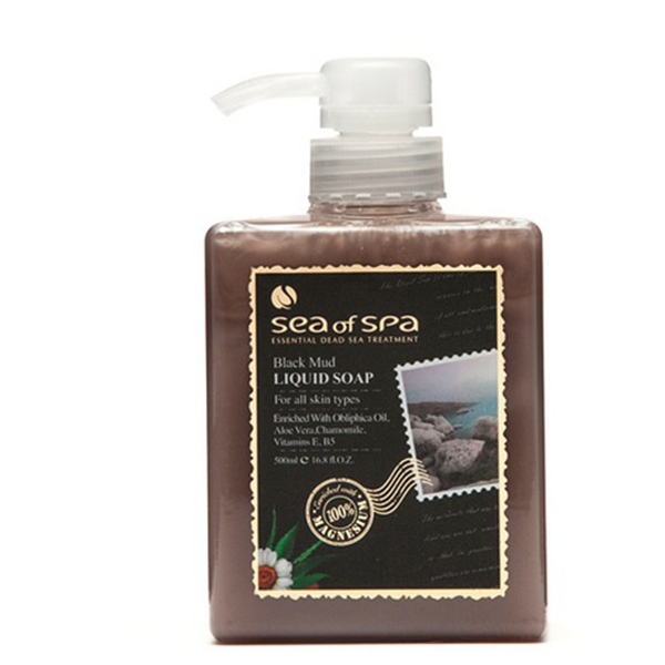 Dead Sea Spa Nail Products